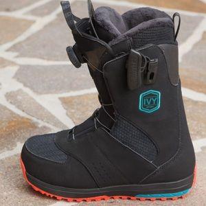 Salomon Ivy BOA SJ Snowboard Boots